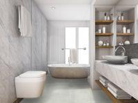TFD Floortile Klebevinyl Style Stone ST705 Badezimmer
