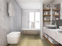Vorschau: TFD Floortile Klickvinyl Style Register Rigid 60-3 Badezimmer
