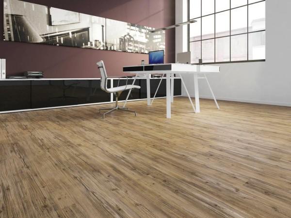 Klick-Vinylboden 555 Rustic Pine