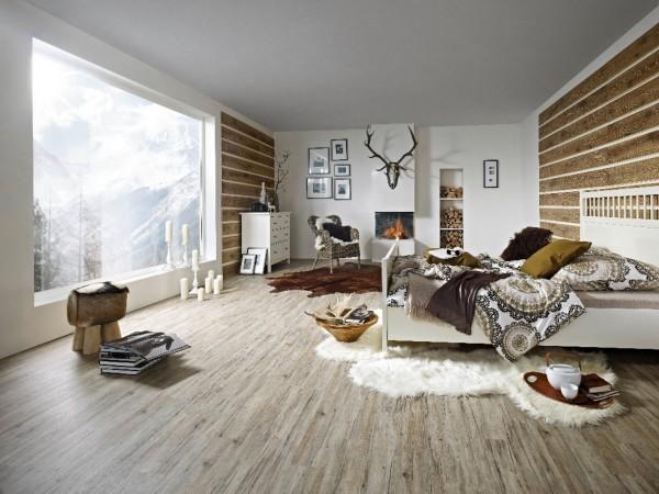 Vinylboden Design 555 Grey Driftwood