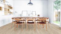 Tarkett Klebevinyl ID Inspiration 30 CLASSICS Antik Oak Beige Esszimmer
