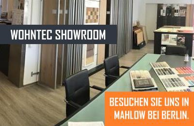 Bodenbelag Ausstellung in Mahlow bei Berlin