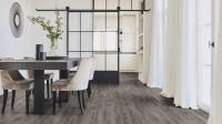 Vorschau: Tarkett Klickvinyl Starfloor Click Ultimate 55 Weathered Oak Anthracite Essbereich