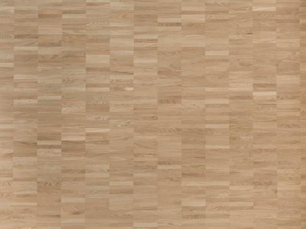JOKA Massivholz Mosaikparkett 630 Eiche Natur