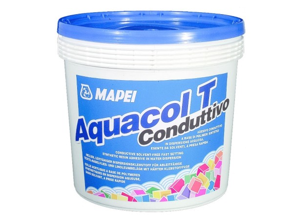 MAPEI AQUACOL T CONDUCTIVE leitfähiger Klebstoff