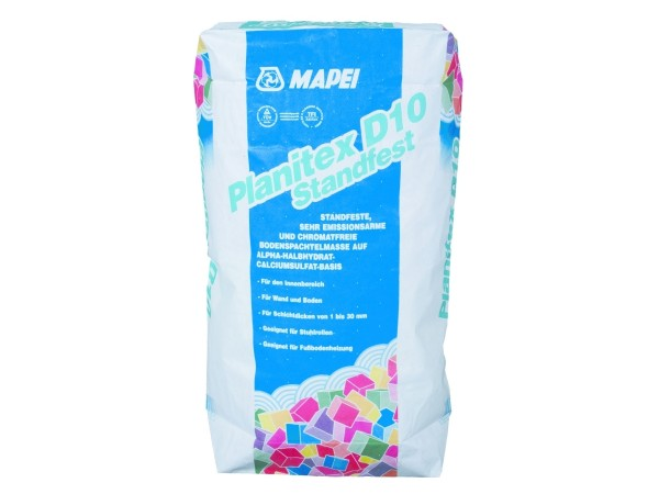 MAPEI PLANITEX D10 Standfeste Bodenspachtelmasse 25 kg