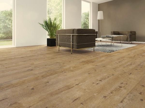Vinylboden Design 555 Wormy Light Oak
