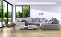 Vorschau: TFD Floortile Klebevinyl Style Pro 9 Wohnzimmer