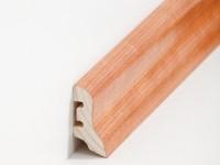 Holz Sockelleiste Klassisch Kirsche 20 x 40 x 2500 mm
