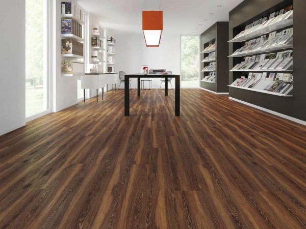 JOKA Designboden 555 Luted Oak