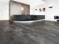 Vorschau: Vinylboden Design 555 Black Screed