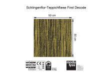 Vorschau: Modulyss Teppichfliese First Decode 210 Maß