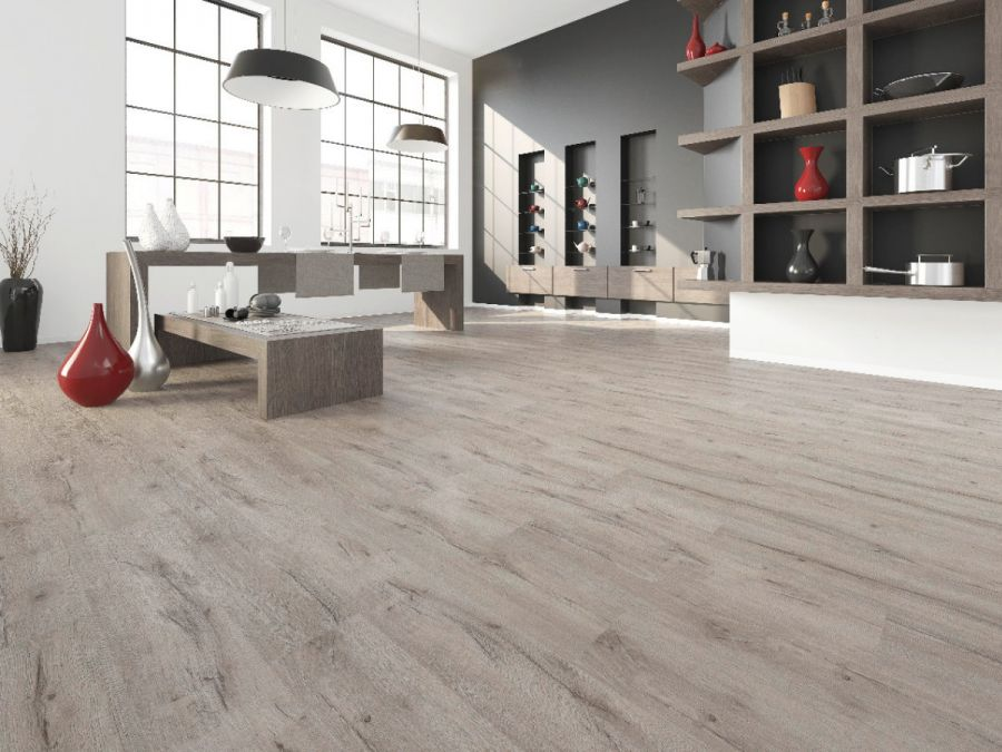 Vinylboden Design 555 Rustic Grey Oak