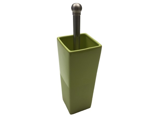 WC-Bürstengarnitur Paintbox grün