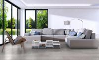 Vorschau: TFD Floortile Klebevinyl Style Pro Sharon 3 Wohnzimmer