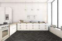 Vorschau: TFD Floortile Klebevinyl Ossi 6 Küche