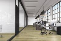 Vorschau: TFD Floortile Klickvinyl Heritage 2A Rigid Büro