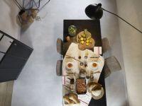 Vorschau: BERRYALLOC Vinyl Klick Tiles Spirit Home Comfort Concrete Light Grey Raumbild