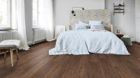 Tarkett Klebevinyl ID Essential 30 Soft Oak BROWN Schlafzimmer