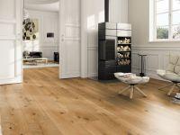 Avatara Perform Designboden Eiche Juno goldbraun - 100% PVC frei