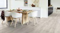 Vorschau: Tarkett Klickvinyl ID Inspiration Click Solid 55 CLASSICS Rustic Oak Light Grey Esszimmer