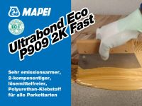 Vorschau: Mapei Ultrabond Eco P909 2K Fast Parkettkleber 10 kg