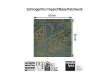 Vorschau: Modulyss Teppichfliese Patchwork 668 Maß