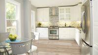 Vorschau: Tarkett Klebevinyl ID Essential 30 Soft Oak LIGHT BEIGE Küche