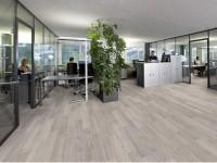 Klick Designboden JAZZ 1000 Oak white