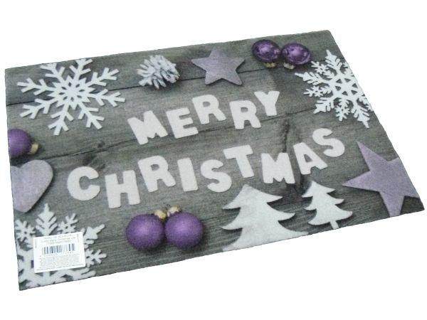 Fußmatte Türmatte Motiv Weihnachten Merry Christmas
