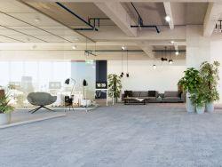 Gepflegter Teppichboden