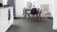 Tarkett Klebevinyl ID Inspiration 70 CLASSICS Oxide Black Steel Küche