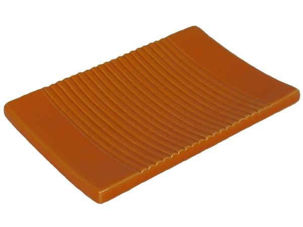 Seifenschale Tinto Rocca orange