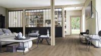 Tarkett Klickvinyl Starfloor Click Ultimate 30 Galloway Oak Medium Beige Wohnbereich