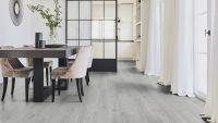 Vorschau: Tarkett Klebevinyl ID Inspiration 30 CLASSICS Scandinavian Oak Medium Grey Esszimmer