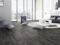 Avatara Comfort Designboden Eiche Antares schwarzgrau - 100% PVC frei