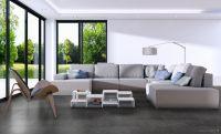 Vorschau: TFD Floortile Klebevinyl Style Stone TFD 1350 Wohnzimmer