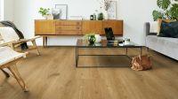 Tarkett Klebevinyl ID Inspiration 55 NATURALS Swiss Oak Stained Wohnzimmer