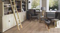 Vorschau: Tarkett Klebevinyl ID Essential 30 Soft Oak LIGHT GREY Wohnbereich