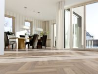 Klick Designboden JAZZ 1000 Oak cream