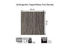 Modulyss Teppichfliese First Decode 140