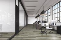 Vorschau: TFD Floortile Klickvinyl Heritage 6C Rigid Büro