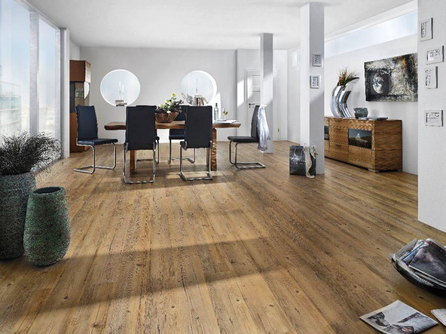 Vinylboden Design 555 Blond Pine