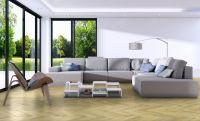 Vorschau: TFD Floortile Klebevinyl Ossi 4 Wohnzimmer