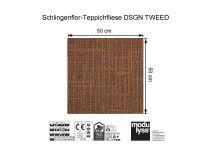 Modulyss Teppichfliese DSGN TWEED 313