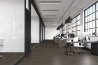 TFD Floortile Klebevinyl Woven L+ Ombre 404 Büro