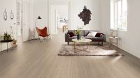 Tarkett Klickvinyl Starfloor Click Ultimate 55 Bleached Oak Natural Wohnzimmer