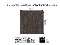 Vorschau: Modulyss Teppichfliese Willow 810 Maß