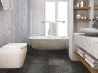 Vorschau: TFD Floortile Magnetboden Innovative Stone MAG ARTEP 5 Badezimmer
