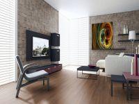 Vorschau: Klick Vinyl Starclic Office Holzoptik Arizona Hickory
